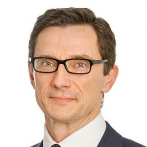 Erich Gampenrieder, Head, Global Supply Chain Centre of Excellence