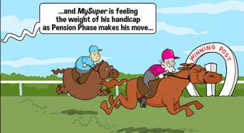 MySuper, MyPension, MyMelbourne Cup