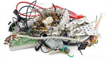 "Change the ""e"" in e-waste to end waste"
