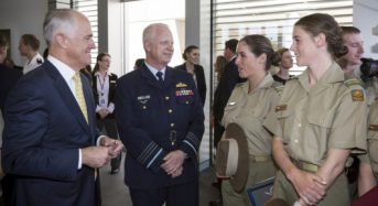 An innovation hub and next generation technologies: Defence opens the door for start-ups