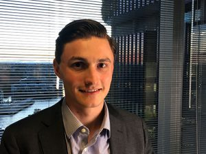 Alex Shaw, Intern, Asia & International Markets