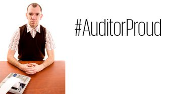 What do you call an accountant with an opinion? An auditor. #AuditorProud