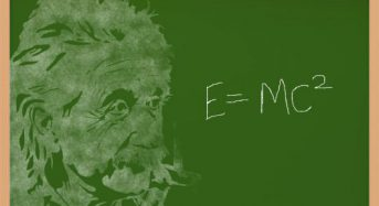 'C' the light on the birthday of @AlbertEinstein