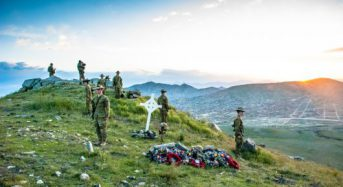 ANZAC Day remembered: homage to those who made and are making sacrifices #lestweforget