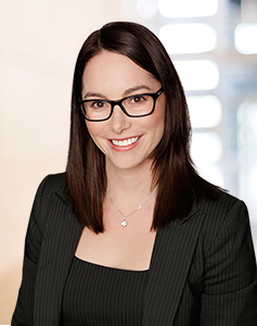 Hayley Lock, Partner Tax