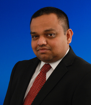 Karthik Prabhakar. Associate Director, Forensic