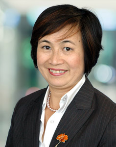 Hoa Bui, Partner, Actuarial, Insurance & Superannuation Advisory