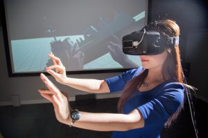 Augmented reality experiments for the maritime environment