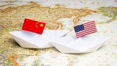 Markets spooked by trade war spectre