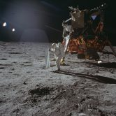 50 years since the Apollo 11 Landing, 1 year since KPMG launched into Space