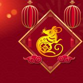 Wishing everyone a prosperous and wealthy year of the Rat!